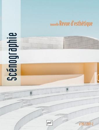 Nouvelle revue d'esthétique 2017, n° 20