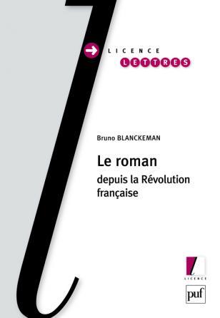 Le roman depuis la Révolution française