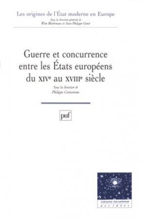 Guerre et concurrence entre les États européens du XIVe siècle