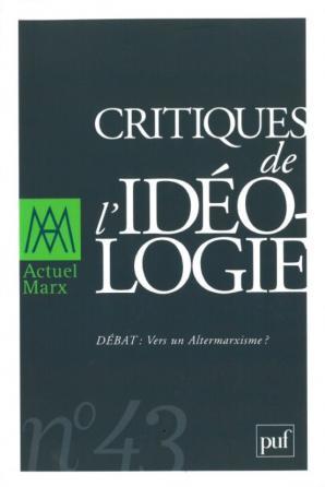 Actuel Marx 2008, n° 43