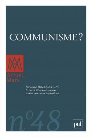 Actuel Marx 2010, n° 48