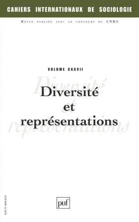 Cahiers intern. de sociologie 2009, vol. 127