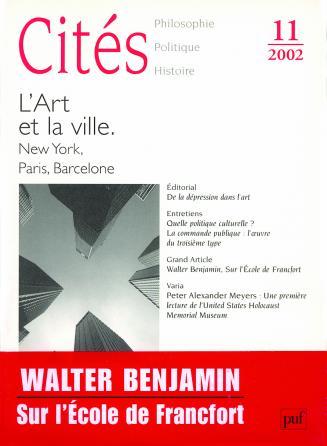 Cités 2002, n° 11