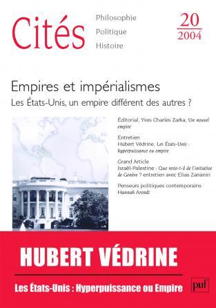 Cités 2004, n° 20