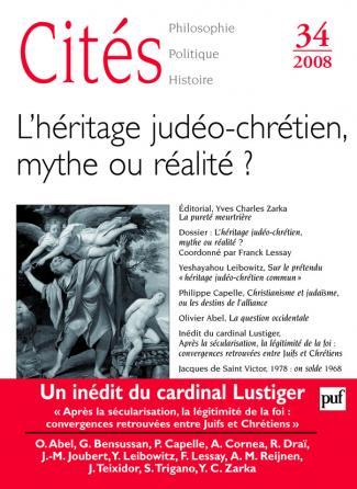 Cités 2008, n° 34