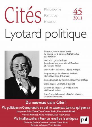 Cités 2011, n° 45