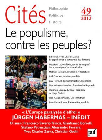 Cités 2012, n° 49