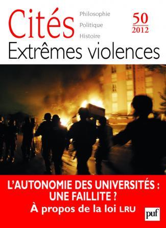 Cités 2012, n° 50