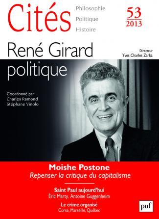 Cités 2013, n° 53