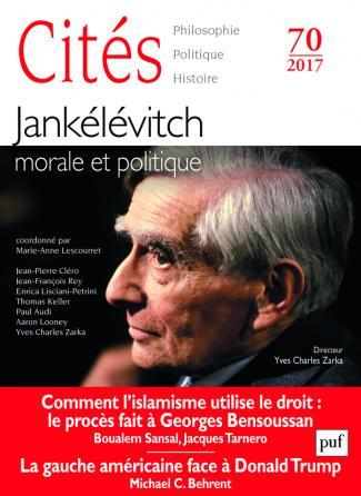 Cités 2017, n° 70