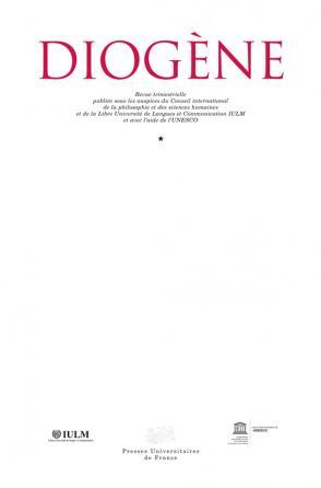 Diogène 2003, n° 201