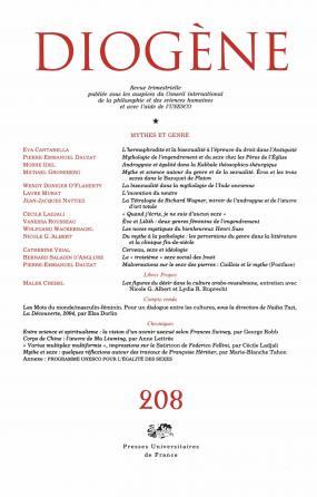 Diogène 2004, n° 208