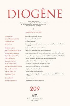 Diogène 2005, n° 209