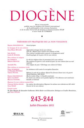 Diogène 2013, n° 243-244