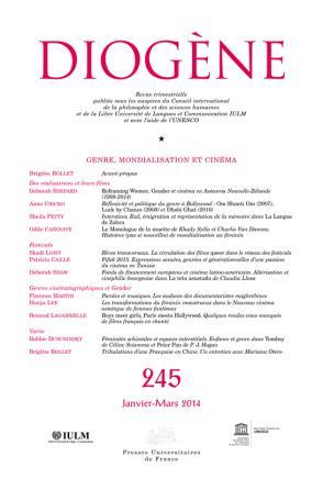Diogène 2014, n° 245