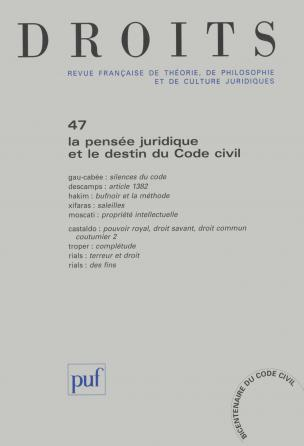 Droits 2008, n° 47