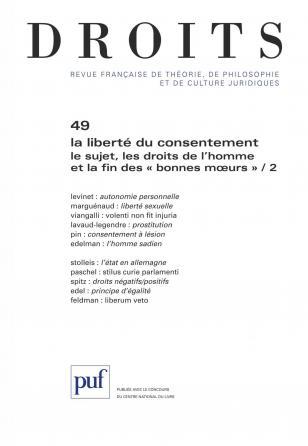 Droits 2009, n° 49