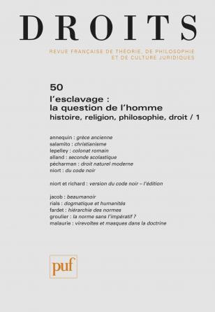 Droits 2009, n° 50