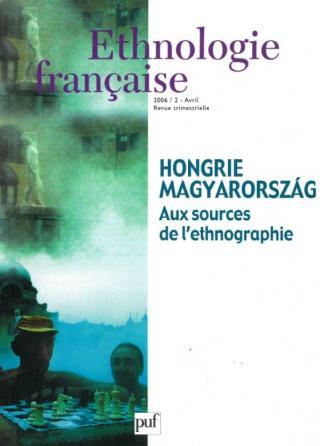 Ethnologie française 2006, n° 2