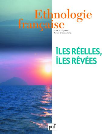 Ethnologie française 2006, n° 3