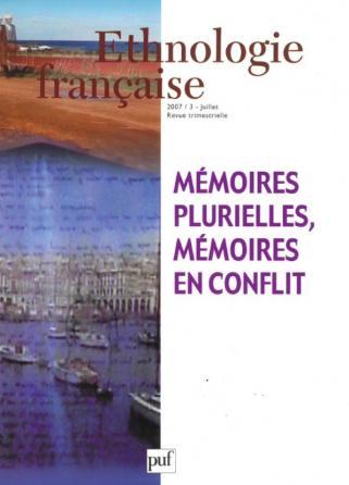 Ethnologie française 2007, n° 3