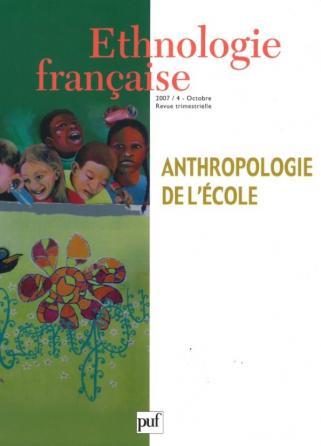 Ethnologie française 2007, n° 4