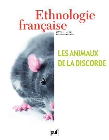 Ethnologie française 2009, n° 1