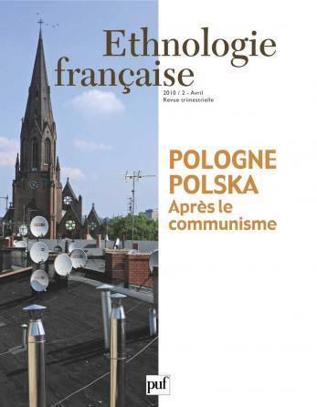 Ethnologie française 2010, n° 2