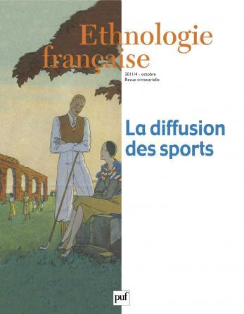 Ethnologie française 2011, n° 4