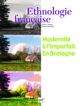Ethnologie française 2012, n° 4