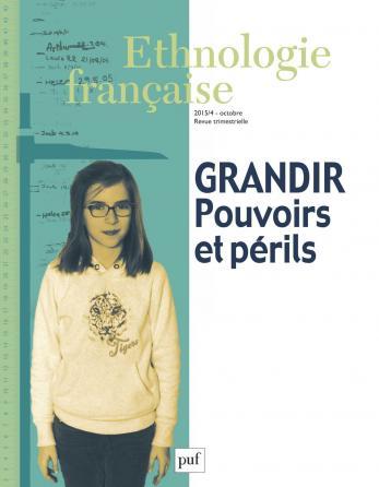 Ethnologie française 2015, n° 4