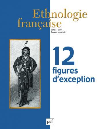 Ethnologie française 2016, n° 3