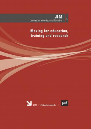Journal of International Mobility 2015, vol. 3