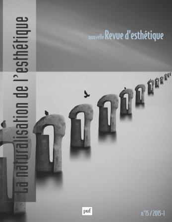 Nouvelle revue d'esthétique 2015, n° 15