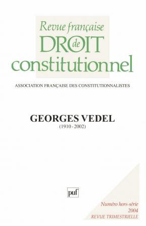 RFDC 2004, n° HS