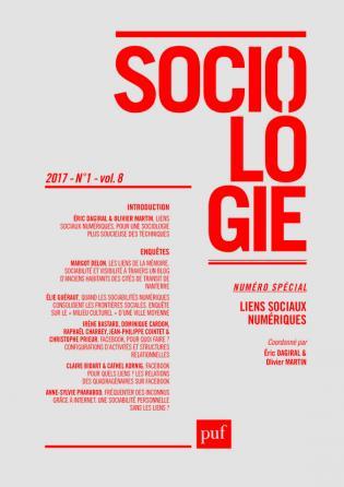 Sociologie 2017, n° 1