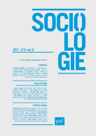 Sociologie 2017, n° 3