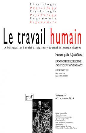 travail humain 2014, vol. 77 (1)