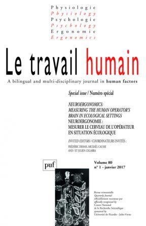 travail humain 2017, vol. 80 (1)