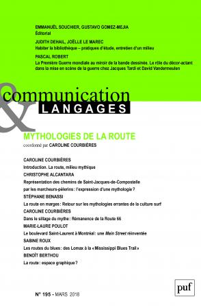 COMMUNICATION & LANGAGES- 2018 - 195