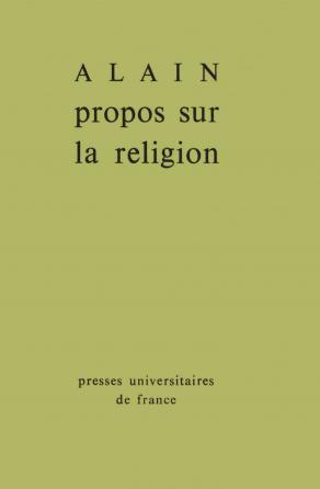 Propos sur la religion