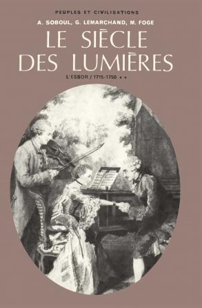 Le siècle des Lumières - tome 1 - vol. 2