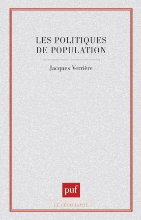 Les politiques de population