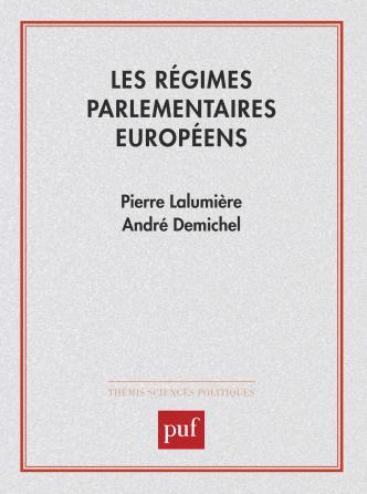 Régimes parlementaires européens