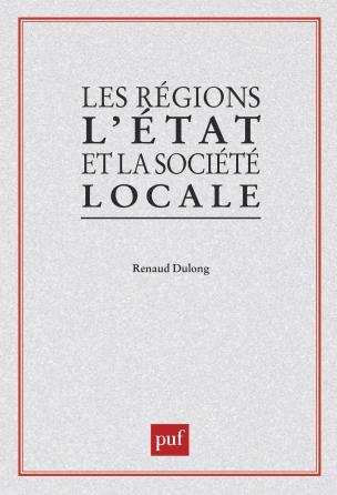 Régions etat et société locale