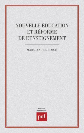 Nouv. éducation réforme enseignement
