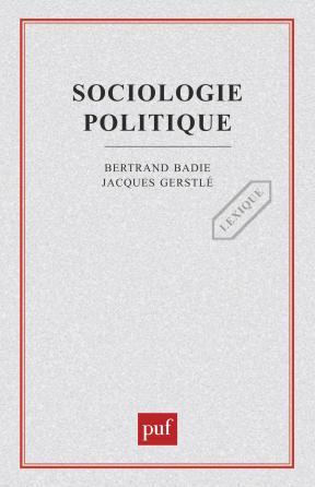 Lexique / sociologie politique