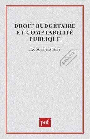 Lexique / droit budgétaire et comptabilité publique