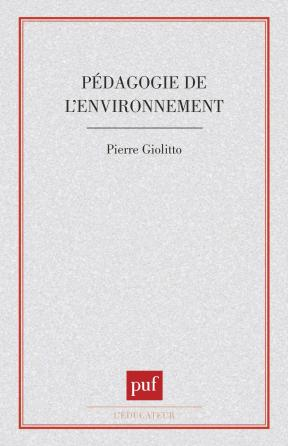 Pédagogie de l'environnement