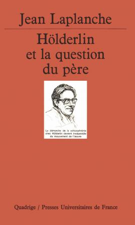 Holderlin et la question du père